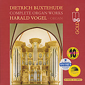 Buxtehude: Complete Organ Works / Vogel