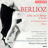 Berlioz: La Carnaval romainm, L&eacute;lio / Dausbaard, et al