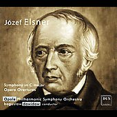 Elsner: Symphony in C Major Op 11, Overtures / Dawidow