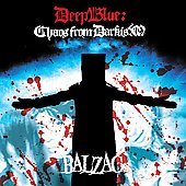 Balzac: Atom-Age Vampire In 308: Deep Blue: Chaos From Darkis
