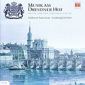 Dresden Court Music - Vivaldi, Telemann, et al / G&uuml;ttler, Virtuosi Saxoniae