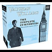 Vaughan Williams: The Complete Symphonies / Rodgers, Maltman, Russell, Silverthorne, Bournemouth SO, et al