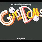 1992 Broadway Cast/Edward Strauss/Nathan Lane/Original Broadway Cast/Various: Guys and Dolls [1992 Broadway Revival Cast] [Eco Pack]
