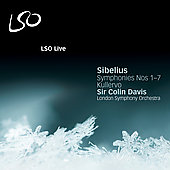 Sibelius: Symphonies no 1-7, Kullervo / Colin Davis, Monica Groop, Peter Mattei, London SO