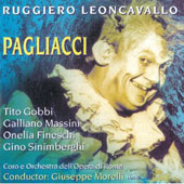Leoncavallo: Pagliacci
