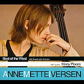 Anne Mette Iversen: Best of the West + Many Places