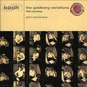 Bach: The Goldberg Variations, 1955 recording