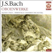 Bach: Oboenwerke [Hybrid SACD]