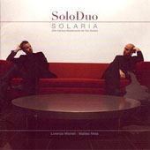 Solaria: 20th Century Masterworks for Two Guitars