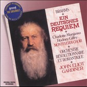 Brahms: Ein deutsches Requiem Op.45
