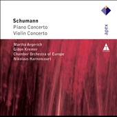 Schumann: Piano & Violin Concerto / Argerich, Kremer, Harnoncourt