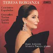 Spanish Songs / Teresa Berganza