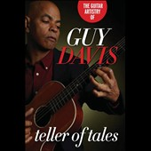 Guy Davis: The Guitar Artistry of Guy Davis