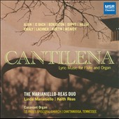 Cantilena / works for flute & organ