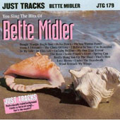 Karaoke: Karaoke: Bette Midler Just Tracks