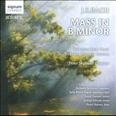 J.S. Bach: Mass in B minor / Bethany Seymour, Sally Bruce-Payne, Jason Darnell