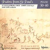 Psalms from St. Paul's Vol 3 - Psalms 30-40 / Scott, Lucas