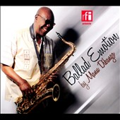 Manu Dibango: Ballad Emotion [Digipak]