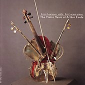 Foote: Violin Music / Kevin Lawrence, Larson