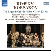 Rimsky-Korsakov: Legend of the Invisible City of Kitezh, Kazakov, Panfilov, Monogarova, Gubsky