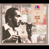 Willie Colón: Anthology [Digipak] *