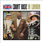 Count Basie: Basie in London