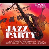 Various Artists: N-Coded Music: Jazz Party Boxset [Box]