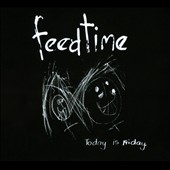 feedtime: Today Is Friday [Digipak] *