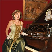 Lana Reign: Soul Unleashed: Pianozolla & Friends