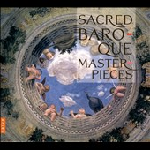 Sacred Baroque Masterpieces - works by Bach, Monteverdi, Pergolesi, Scarlatti, Allegri / Lucy Crowe, Julia Lezhneva, Nathalie Stutzmann [6 CDs]