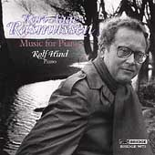 Rasmussen: Music for Piano / Rolf Hind