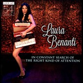 Laura Benanti: In Constant Search Right Kind of Attention: Live