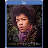 The Jimi Hendrix Experience: Hear My Train a Comin [Blu-Ray]