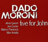 Dado Moroni: Five for John