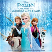 Various Artists: Frozen: Canciones de una Aventura Congelada