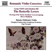 Romantic Violin Concertos - Gang Chen, Zhanhao He/ Nishizaki