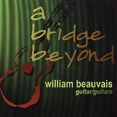 Contemporary Canadian Guitar Music / William Beauvais
