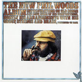 Phil Woods: New Phil Woods Album