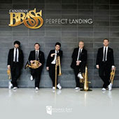 Perfect Landing - music of J.S. Bach (reimagined for brass), Luther Henderson, Mozart / The Canadian Brass