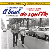 Martial Solal: A Bout de Souffle [Original Motion Picture Soundtrack] [Soundtrack Factory]