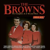 The Browns: The Complete As & Bs and More: 1954-1962 *