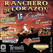 Various Artists: Ranchero de Corazon: 15 Exitos