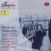 Chopin - Complete Edition Vol 7 - Sonatas, Variations, etc