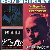 Don Shirley: Tonal Expressions/Piano Perspectives