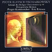 Tchaikovsky: Liturgy of St. John Chrysostom, Hymns / Ericson