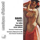 Ravel: Boléro, La Valse, etc / Casadesus, Pludermacher