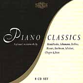 Piano Classics - Mendelssohn, Schumann, Brahms, et al