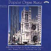 Popular Organ Music Vol 5 / Judith Hancock