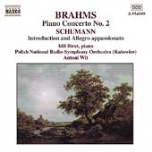 Brahms: Piano Concerto no 2;  Schumann / Biret, Wit, et al