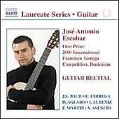 Laureate Series, Guitar - José Antonio Escobar